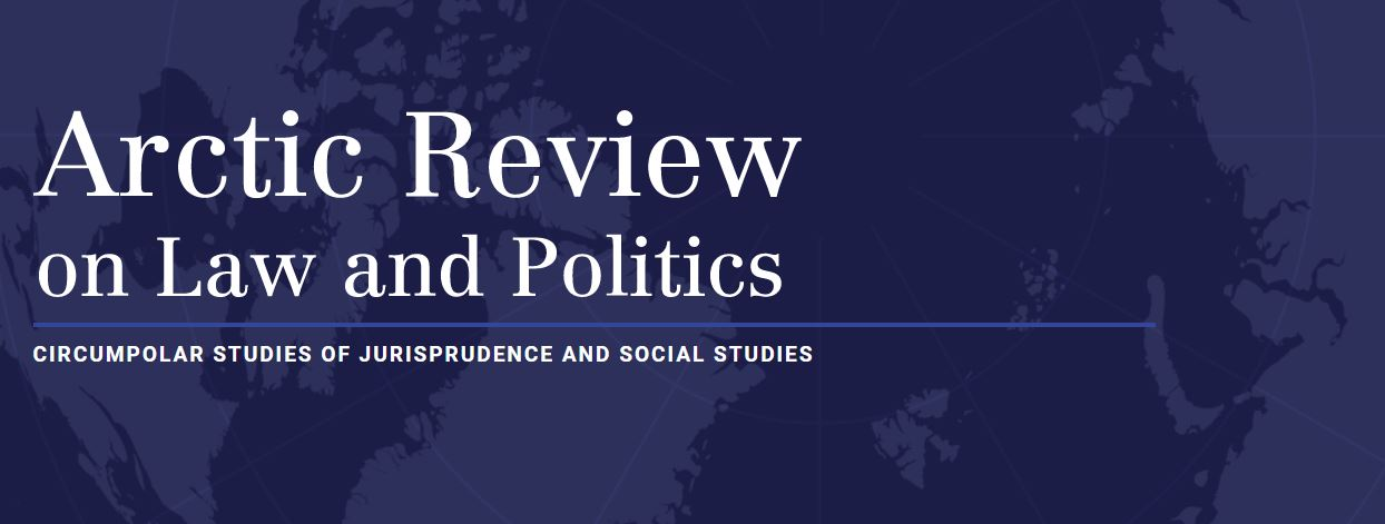 Artic Review on Law and Politics